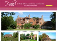 Pekes Manor | Holiday Cottages, Wdding Receptions & Venue | by CMC Graphics